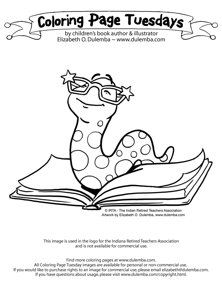 coloring pages from childrens books - photo#32