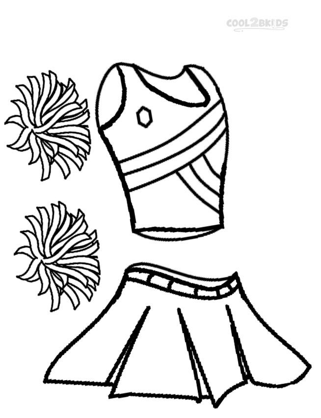 Uniform coloring page