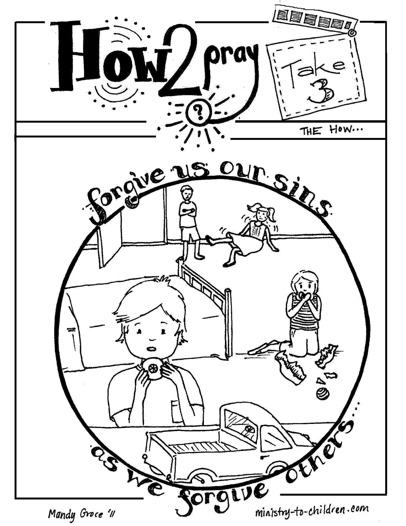 god forgives us coloring pages - photo#4