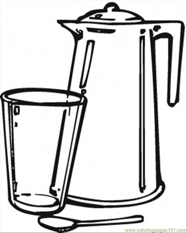 Decorative teapot coloring pages download and print for free