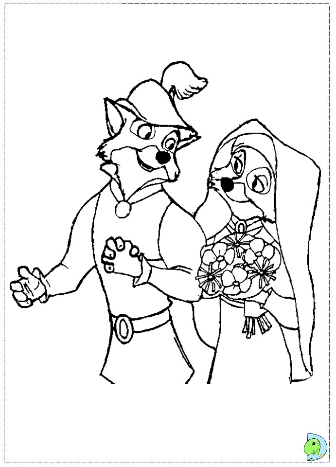 robin hood coloring pages to download and print for free