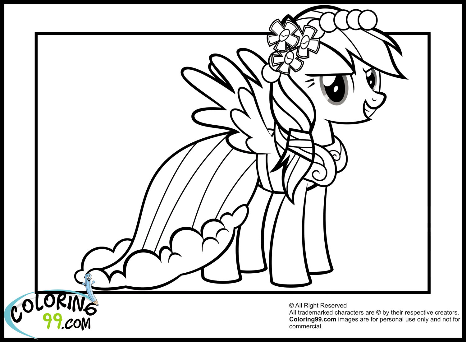 dash coloring pages - photo#11