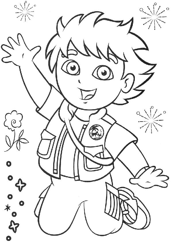 deigo coloring pages - photo#5