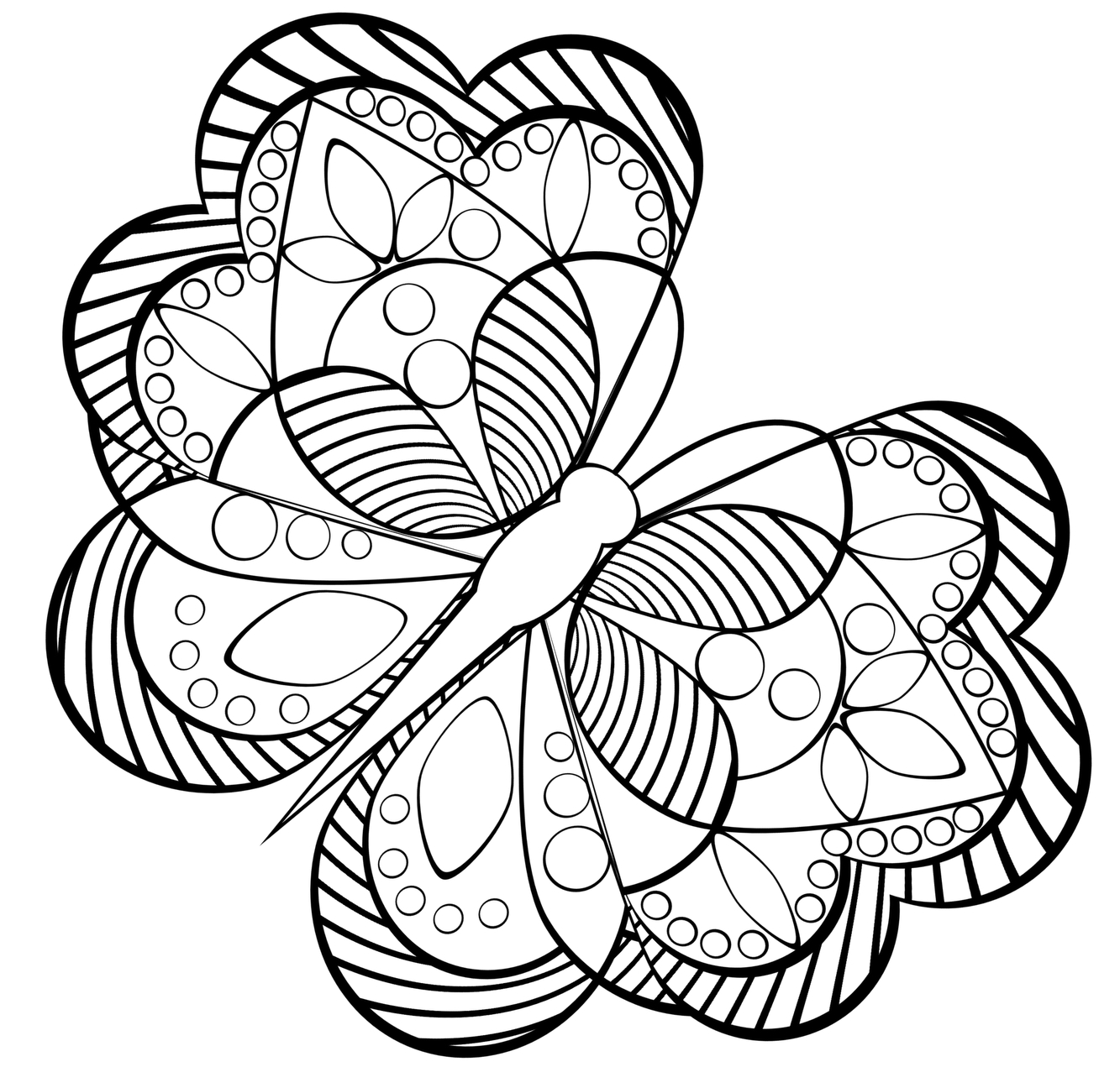 Therapy coloring pages to download and print for free for Adult color pages