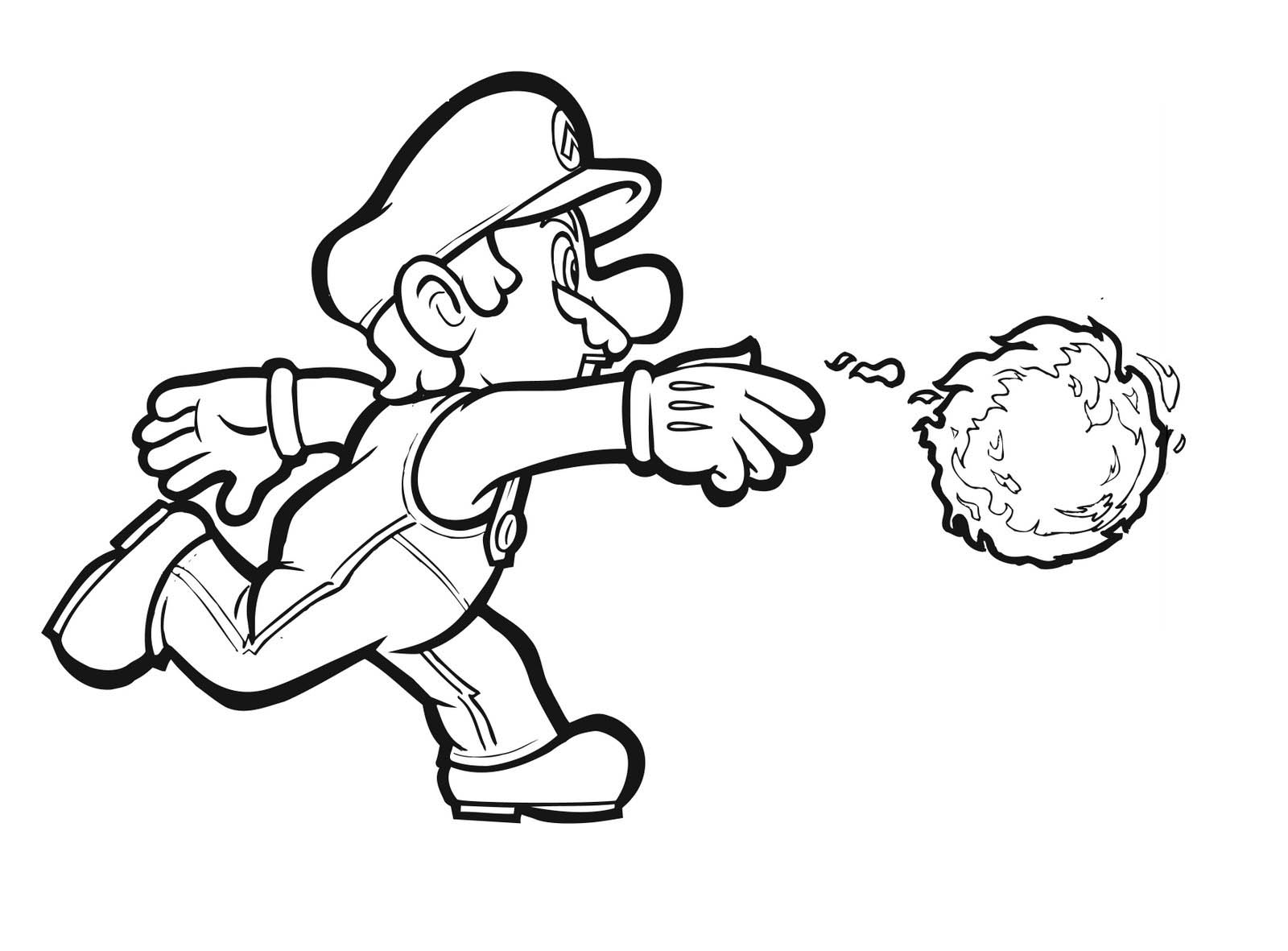 Adult Cute Mario Coloring Pages To Print Gallery Images cute mario bros coloring pages to download and print for free gallery images