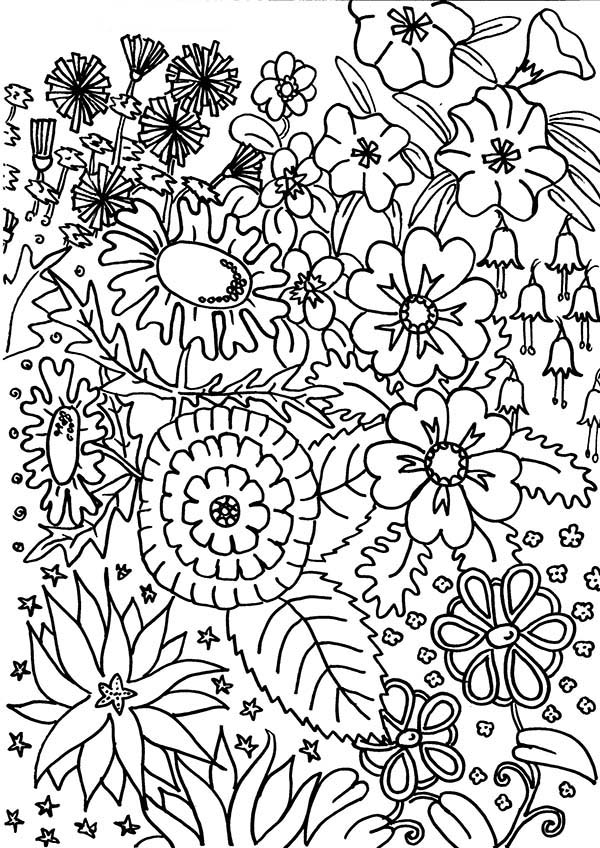 coloring pages free horticulture - photo#24