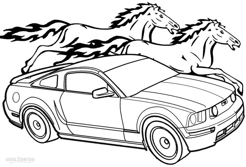 Free Colouring Pages Lamborghini : Car coloring sheets. car coloring pages printable 25 sports