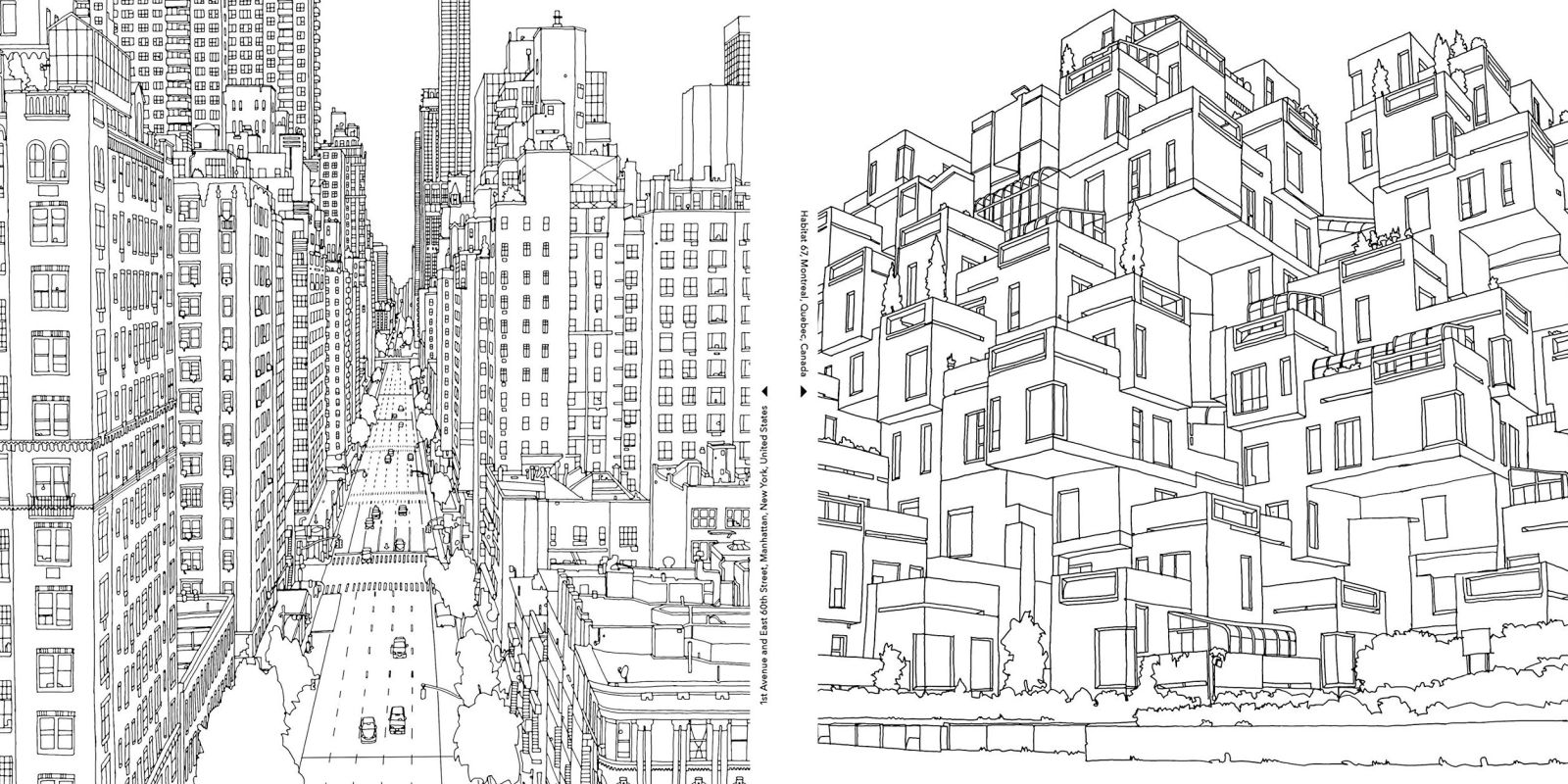 City coloring pages to download and print for free - Lincroyable maison book tower londres ...
