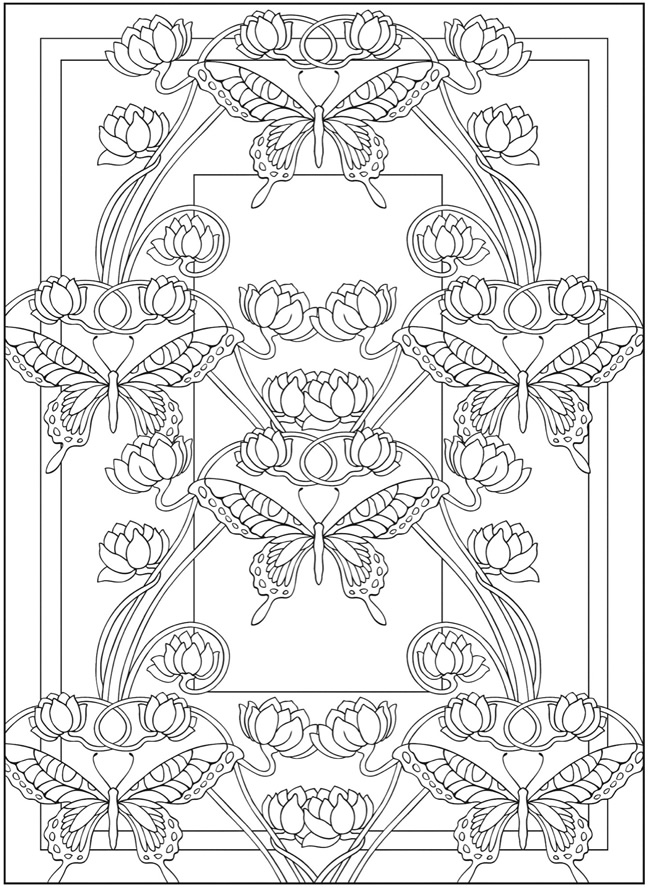 arts coloring pages - photo#36