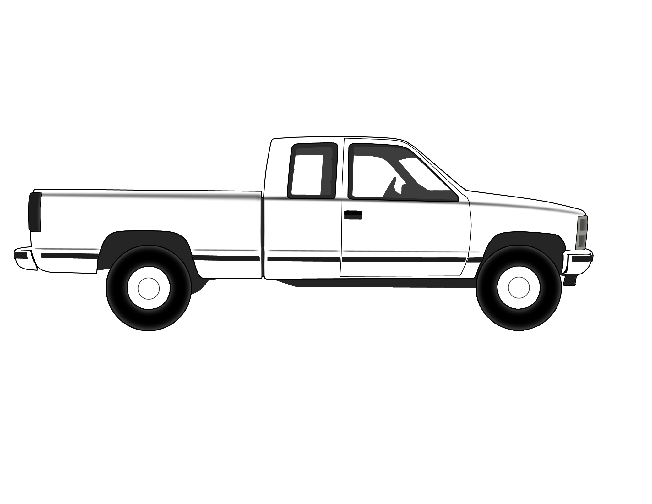 Vehicle Coloring Pages For Adults : Ford trucks coloring pages download and print for free