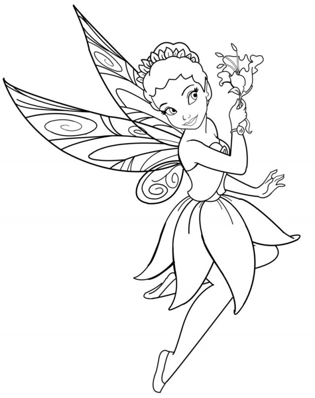 Periwinkle coloring pages download