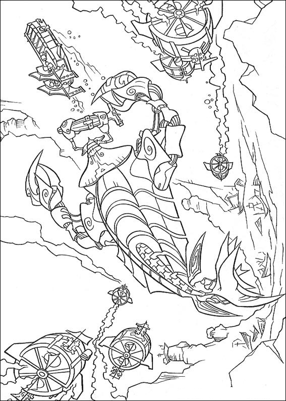 Oorlog Kleurplaat Atlantis Coloring Pages To Download And Print For Free