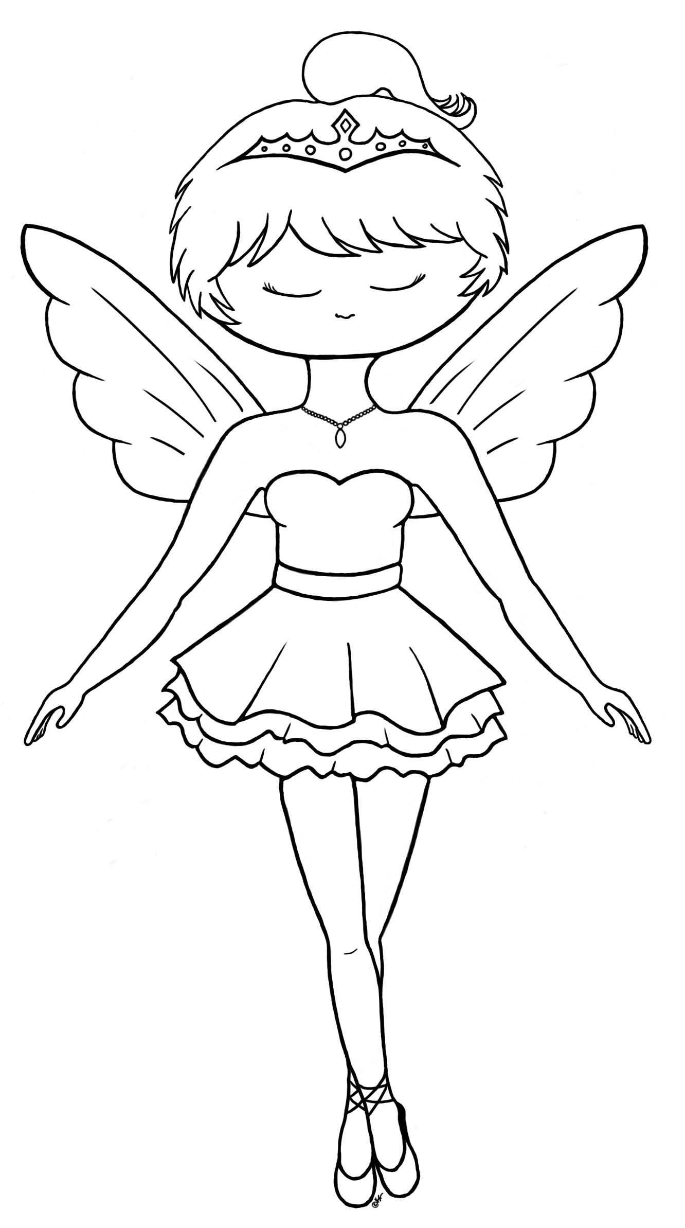 ballerina coloring pages printable free - photo#8
