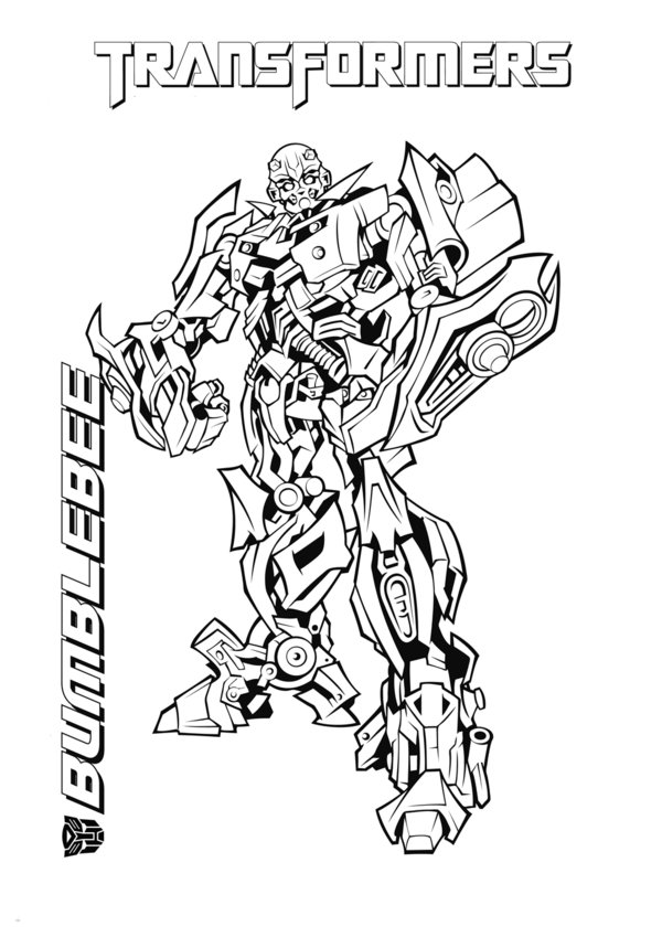 Bumblebee Coloring Pages To Download And Print For Free - Coloring-pages-of-bumble-bees