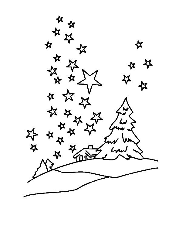printable sky coloring pages - photo#32