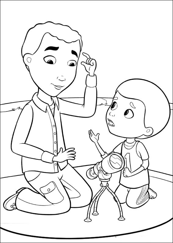 doc muffins coloring pages - photo#26