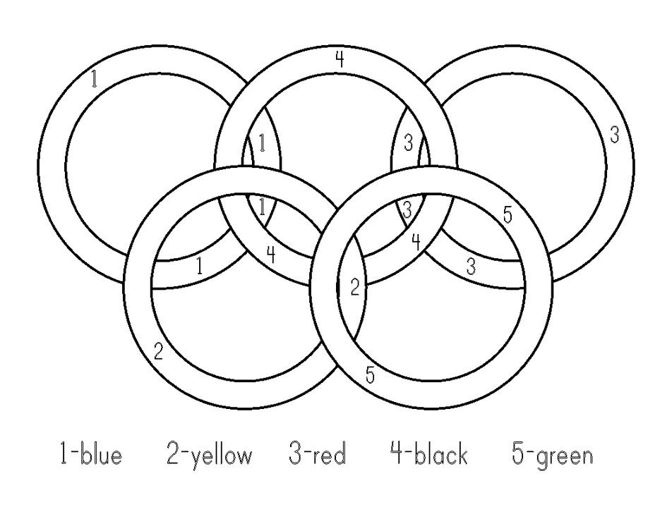 Olympic games olympics coloring pages to download and print for free