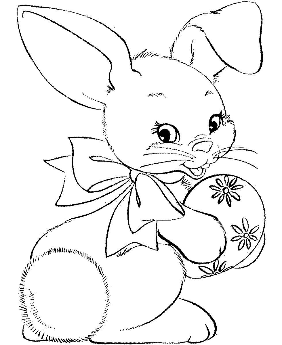 Free easter coloring pages for toddlers - Free Easter Coloring Pages For Toddlers 79