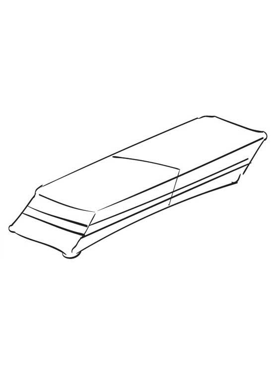 Eraser coloring pages to download