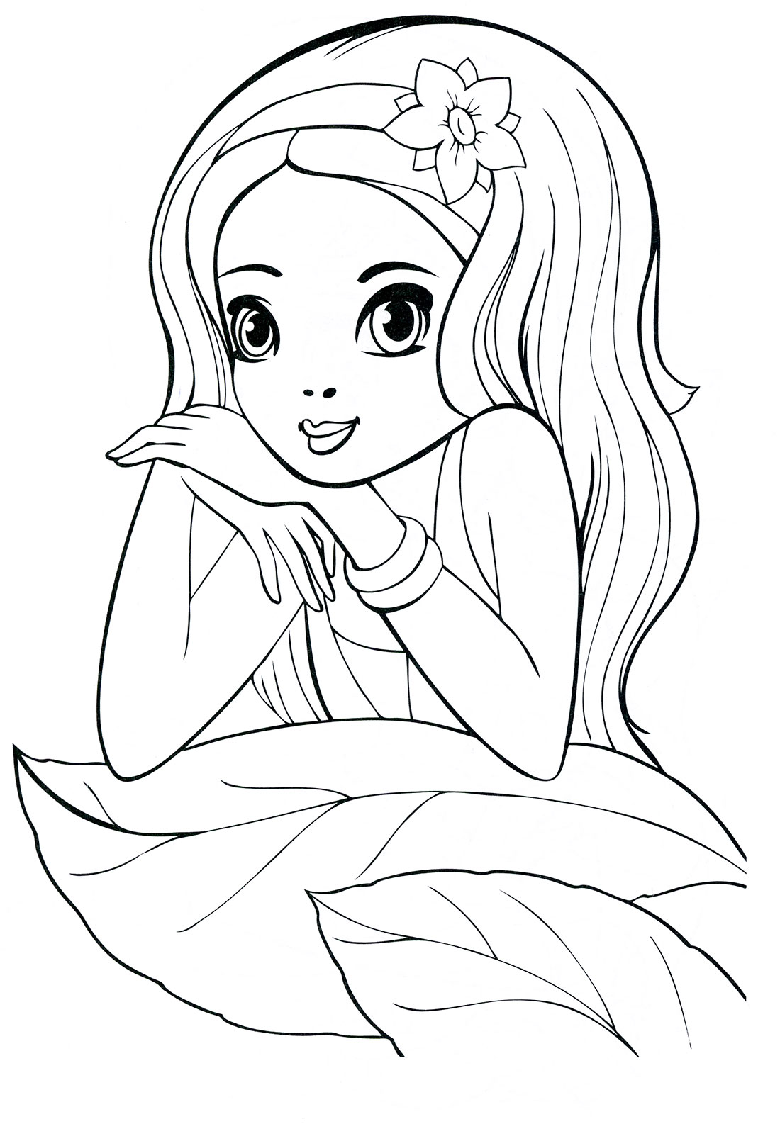 Coloring pages for 8 9 10year