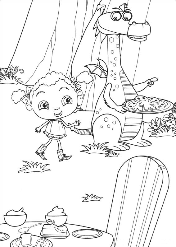 Franny 39 s Feet coloring pages to