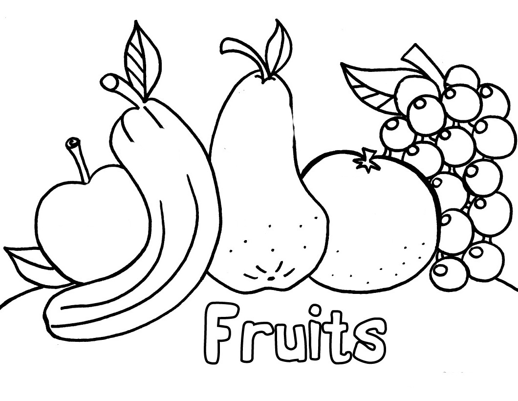 It's just a picture of Wild Coloring Pages Of People With Fruit Background