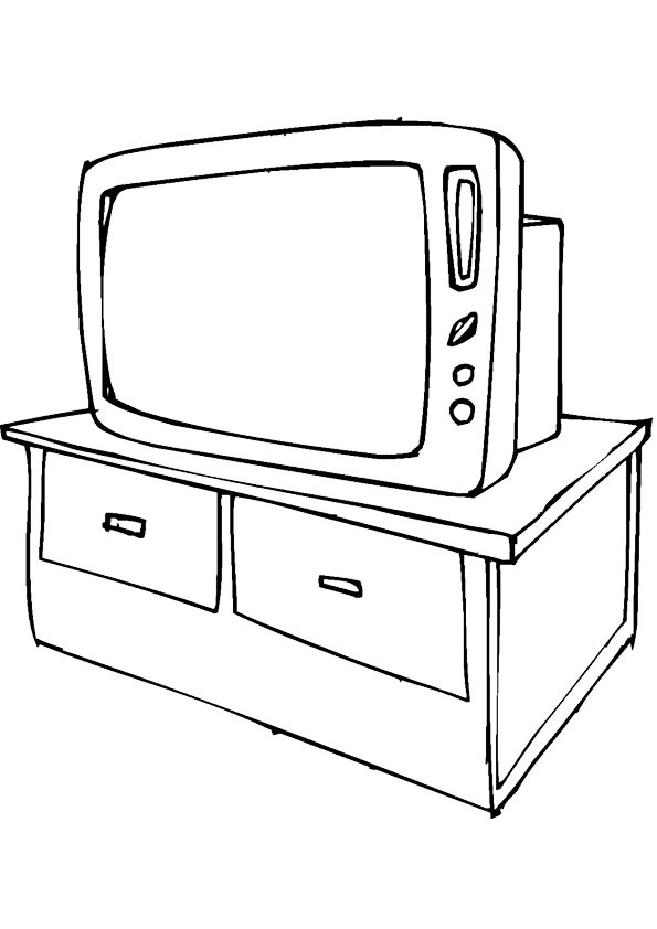 egyptian furniture coloring pages - photo#5