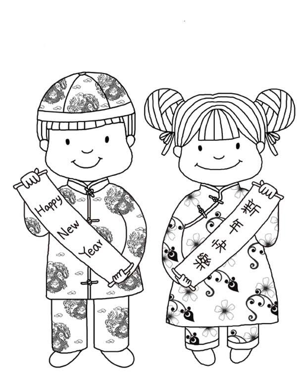 Children Around The World Coloring Pages To Download And