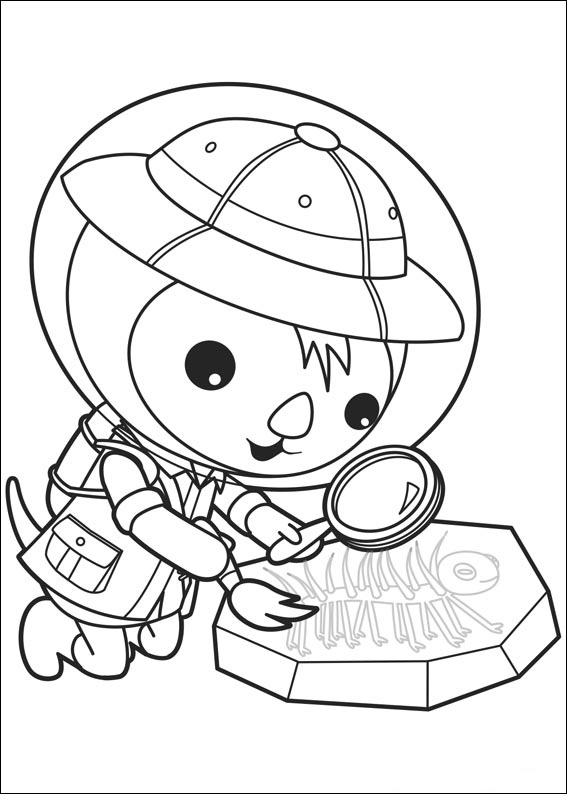Octonauts Coloring Pages To Download And Print For Free Octonaut Colouring Pages