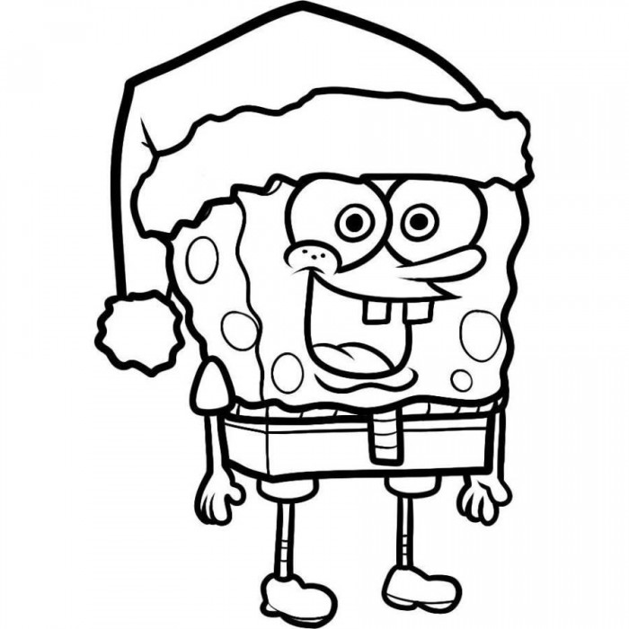 Coloring pages from Spongebob Squarepants animated ...