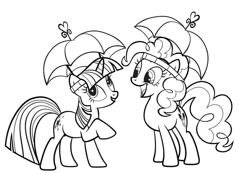 Coloring: Twilight Sparkle Coloring Pages To Download And Print For Free