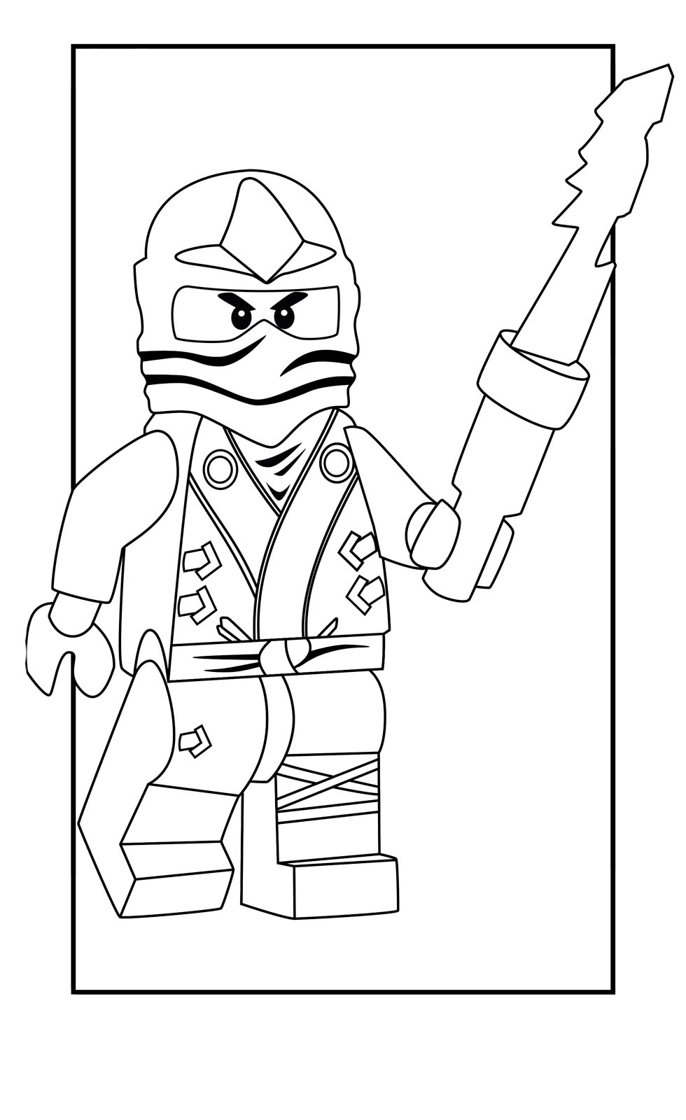 Ninjago Coloring Pages Season 6ColoringPrintable Coloring Pages