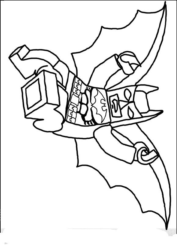 Lego Batman 2 Coloring Pages To Print Coloring Coloring Pages