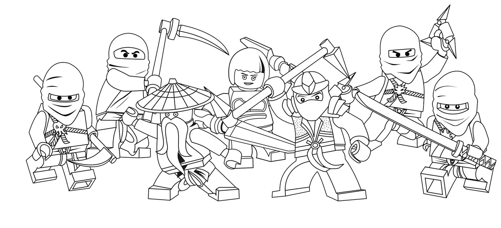 lego coloring pages - photo#26