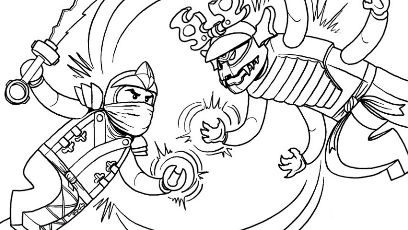 Lego coloring pages with characters chima ninjago city for Ninjago green ninja coloring pages
