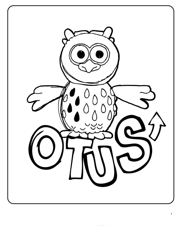 Timmy time Magic coloring pages