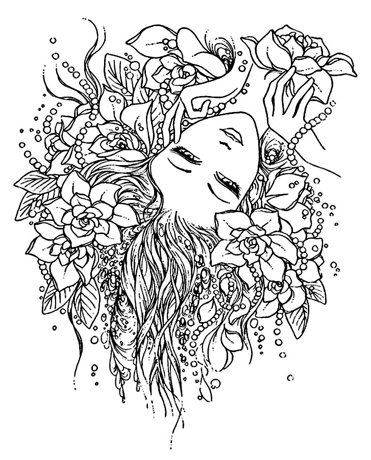 30 of the best ideas for stress free coloring pages for