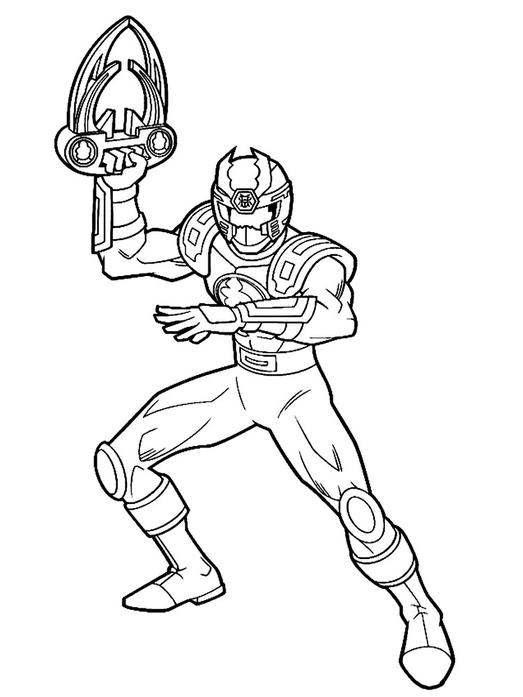 It is a photo of Divine Power Rangers Printables