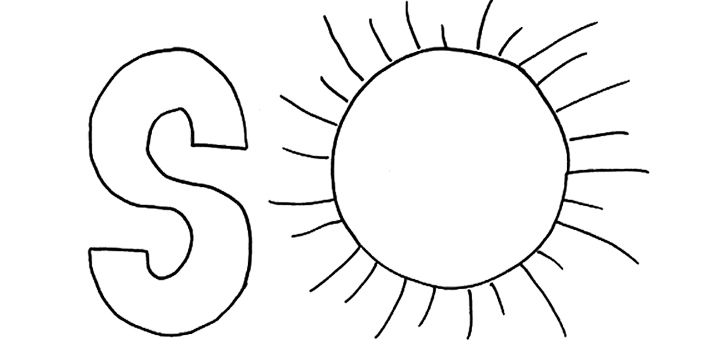 Letter R coloring pages ...