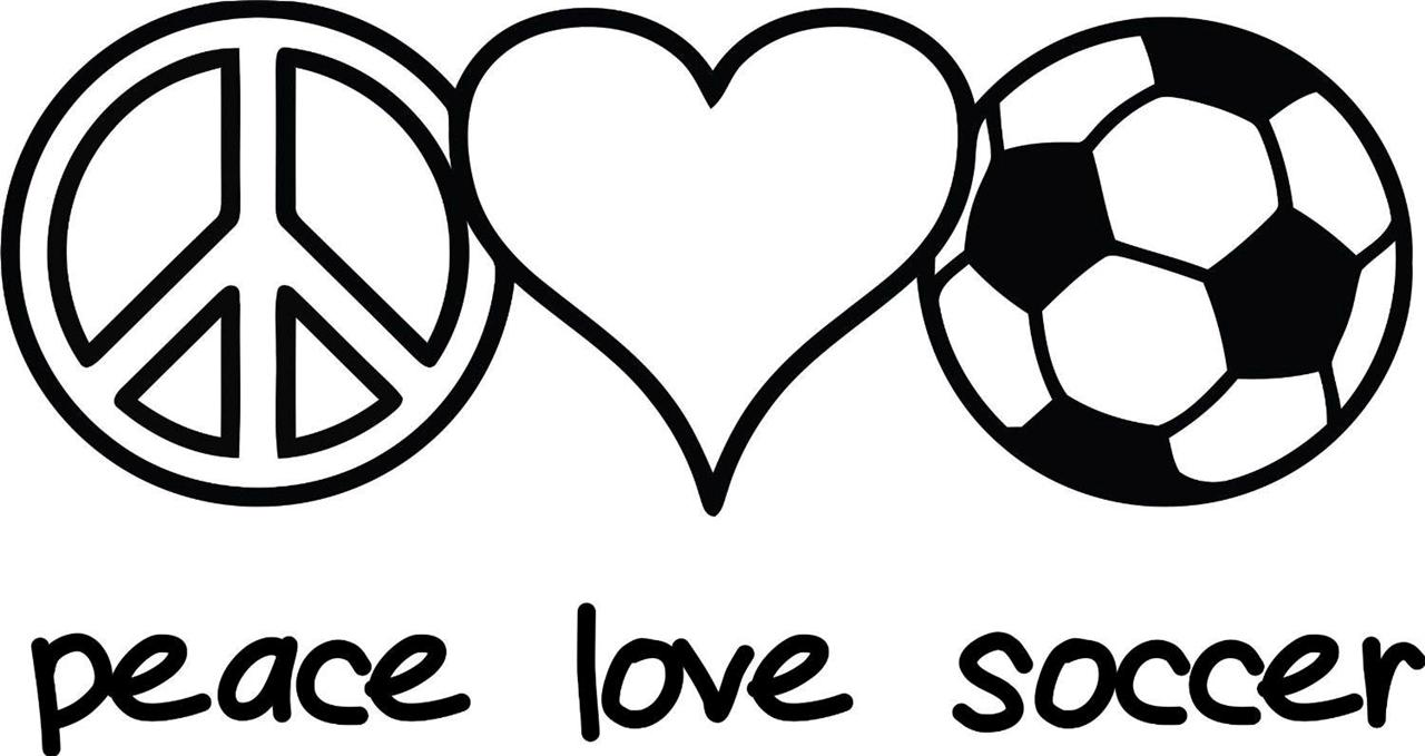 soccer and coloring pages - photo#33