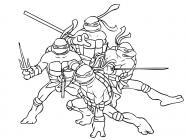 Hero coloring pages