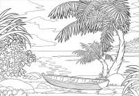 Picture coloring pages