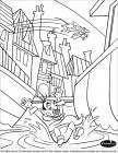 Ratatouille coloring pages