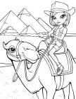 Lisa frank coloring pages