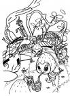 Strawberry shortcake berrykins coloring pages