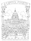 National monuments coloring pages