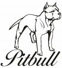 Pitbull coloring pages