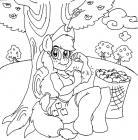 Geronimo stilton coloring pages