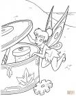 Disney water fairy coloring pages