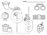 S sound coloring pages
